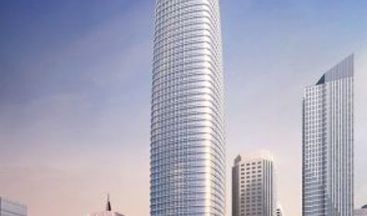 Largest skyscraper on West Coast, designed by Pelli Clarke Pelli, approved for San Francisco Transbay Transit Center