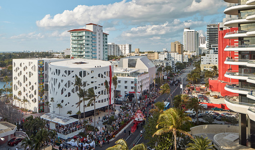 OMA's three-part Faena project opens in Miami