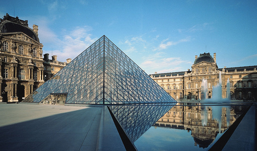 AIA honors I.M. Peis Grand Louvre with 2017 Twenty-Five Year Award