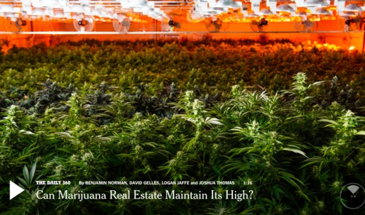 Marijuana Real Estate: This isn't just another greenhouse