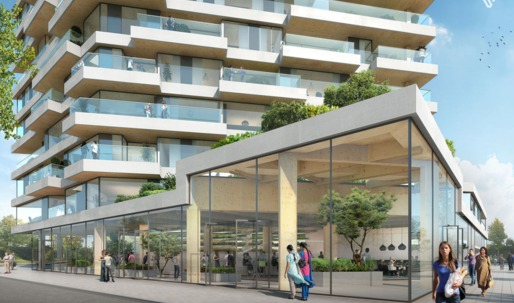 Arup, TEAM V to build world's tallest timber residential building in Amsterdam