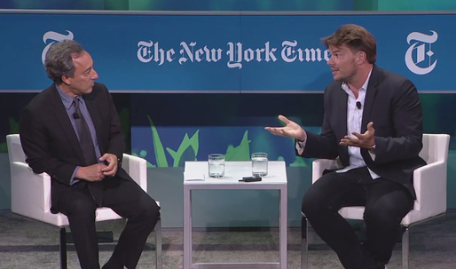 """[Architects] are not the creators of the city, but the midwives"" says Bjarke Ingels"