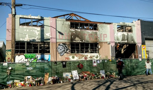 Two arrested in Oakland Ghost Ship case