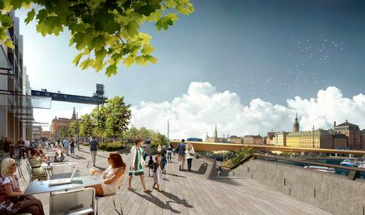 Construction begins on major Foster + Partners project in Sweden