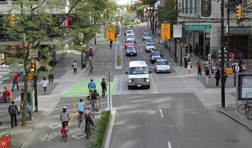 How Portland State's TREC hopes to improve bike lane design regulations