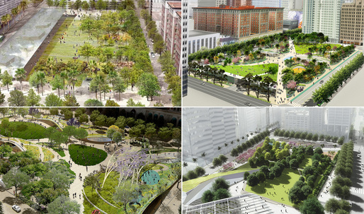 Take a peek at the latest Pershing Square Renew finalist proposals