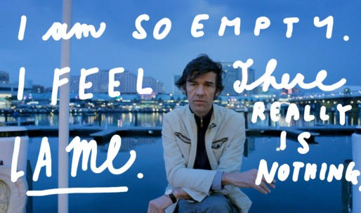 "Documenting Stefan Sagmeister's Meticulous, Entertaining Solipsism in ""The Happy Film"""