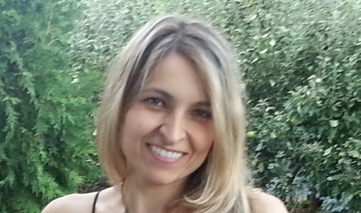 Working out of the Box: Nadia Amoroso