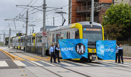 """With opening of Expo Line to Santa Monica, L.A.s dream of a """"subway to the sea"""" finally comes true (again)"""