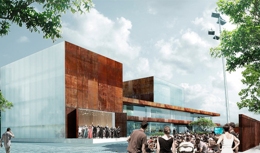 schmidt hammer lassen to design Vendsyssel Theater and Experience Center in Hjørring, Denmark