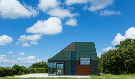 Show Case: 'Schapenboeten' Holiday Home by Benthem Crouwel Architects
