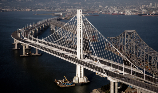 A 2,500% budget overrun: the story of the Bay Bridges dramatic cost inflation from $250M to $6.5B