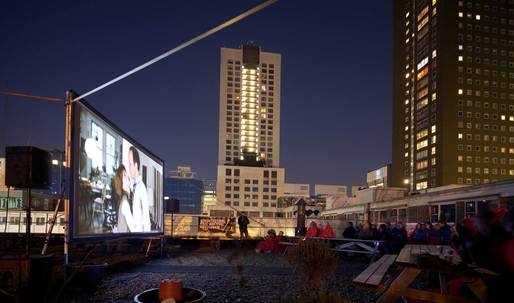 Architecture Film Festival Rotterdam 2013: The City as Time Machine