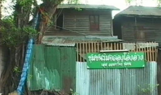 Historic community facing eviction in Bangkok