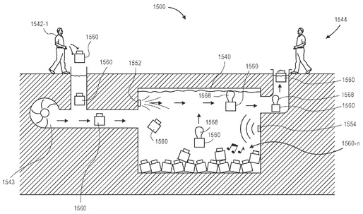 "Amazon's patent for ""Aquatic Storage Facilities"" could turn lakes into underwater warehouses"