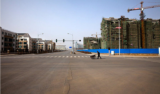 China's massive empty housing stock