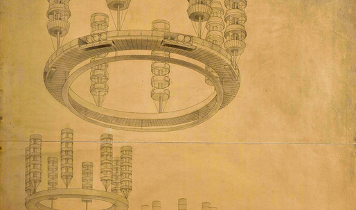 The architectural dreams that never came down to earth