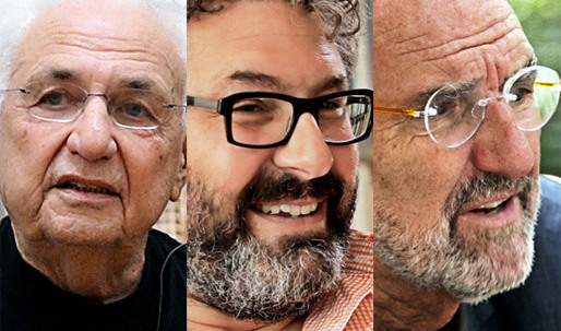 UCLA launches new IDEAS Platform with Frank Gehry, Greg Lynn and Thom Mayne headlining