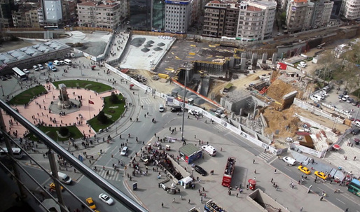 Urban Heroes of Istanbul: It's About Public Space