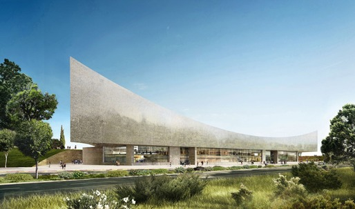 Herzog & de Meuron to Build Israel National Library