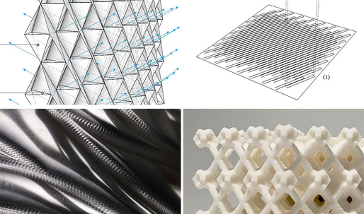 SKIN Digital Fabrication Competition Announces Four Finalists
