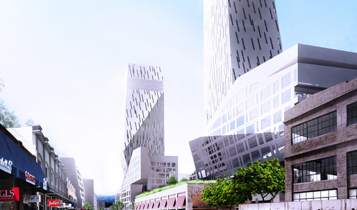 First glimpse of HansonLAs master plan to redevelop City Market Los Angeles