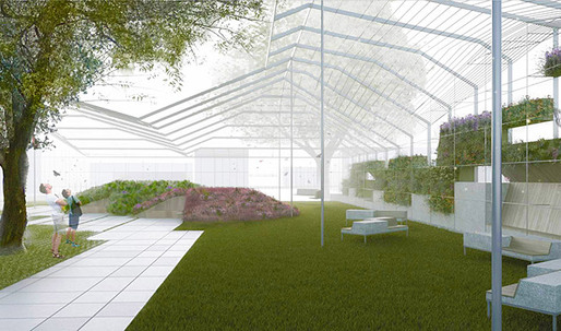 """Wynwood Greenhouse"" gets 1st place in DawnTown's Wynwood Gateway Park Competition in Miami"