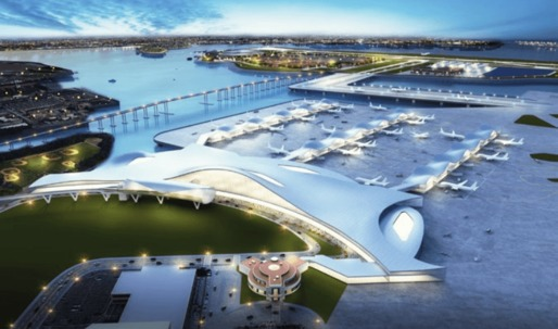 Rikers Island proposed for Laguardia Airport expansion