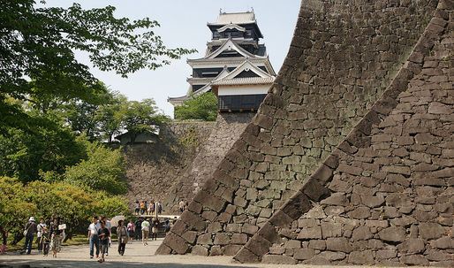 World Monuments Fund pledges to help restore earthquake-damaged Kumamoto Castle Town