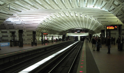 DC in grid lock after unexpected Metro shutdown