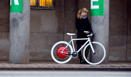 Copenhagenize your bike with MITs Copenhagen Wheel