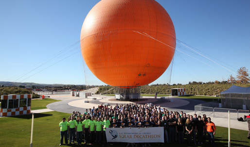 Twenty teams listed for DOE Solar Decathlon 2015 at OC Great Park