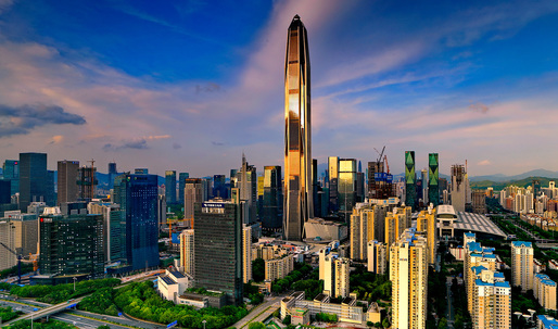 Ping An Finance Center surpasses One WTC as world's fourth tallest building, CTBUH reports
