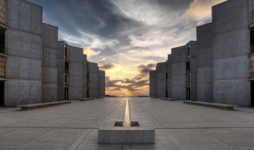 Salk Institute to be refurbished by The Getty Conservation Institute