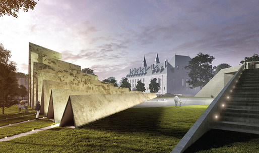 Winner of the Canadian National Memorial to Victims of Communism