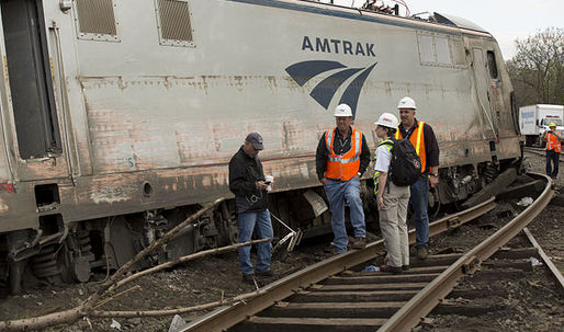 U.S. needs reliable rail systems where 'traveling 106 mph is considered slow', U.S. PIRG asserts amid Amtrak debate