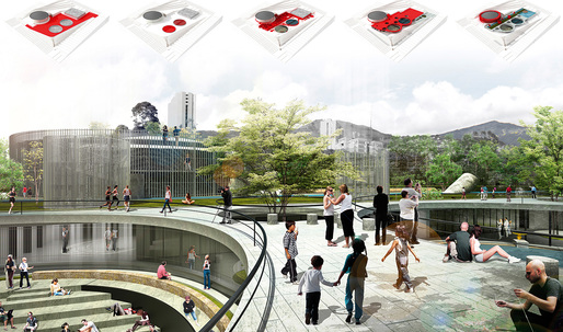 Regional winners for Holcim Awards 2014 - Latin America