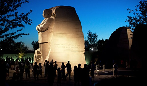 Martin Luther King Jr. National Memorial Opens in Washington