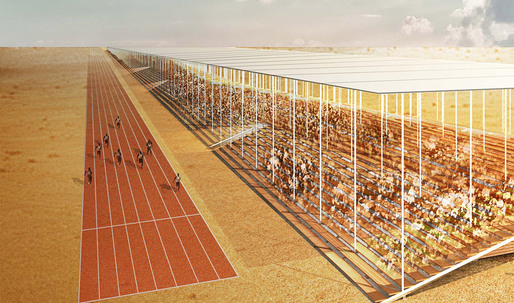 """Winners of """"Stadium of Tomorrow"""" Competition in Korea"""