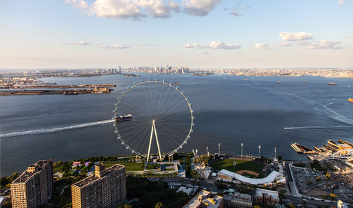 Opening of New York Wheel now delayed until 2018