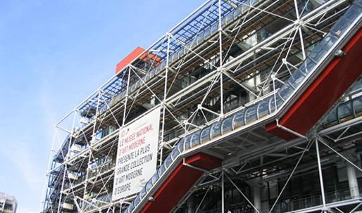 Centre Pompidou To Open Design and Architecture Gallery