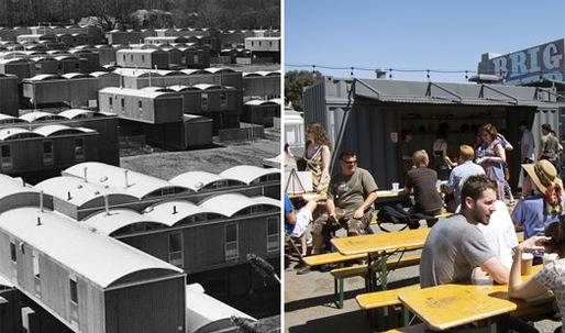 The Emergence of Container Urbanism