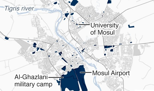 Is anything left of Mosul?