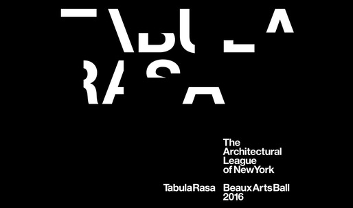 Win 2 tickets to Beaux Arts Ball 2016: Tabula Rasa!