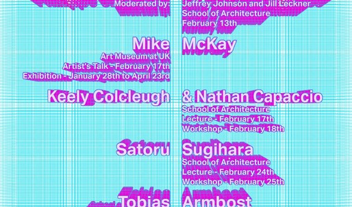 Get Lectured: University of Kentucky, Spring 17