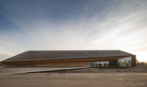 Peek inside the new Dorte Mandrup-designed Wadden Sea Centre