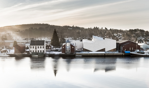 COBE and Transform's Maritime Museum and Exploratorium celebrates grand opening in Porsgrunn
