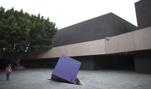 Mexico City's new and vivacious architecture