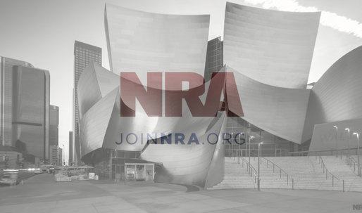 """Fast Co Design wonders, """"Why Is There So Much Modern Architecture In The NRA's New Ad?"""""""