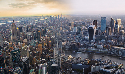 New York & London ranked highest in 2015 Global Cities Index